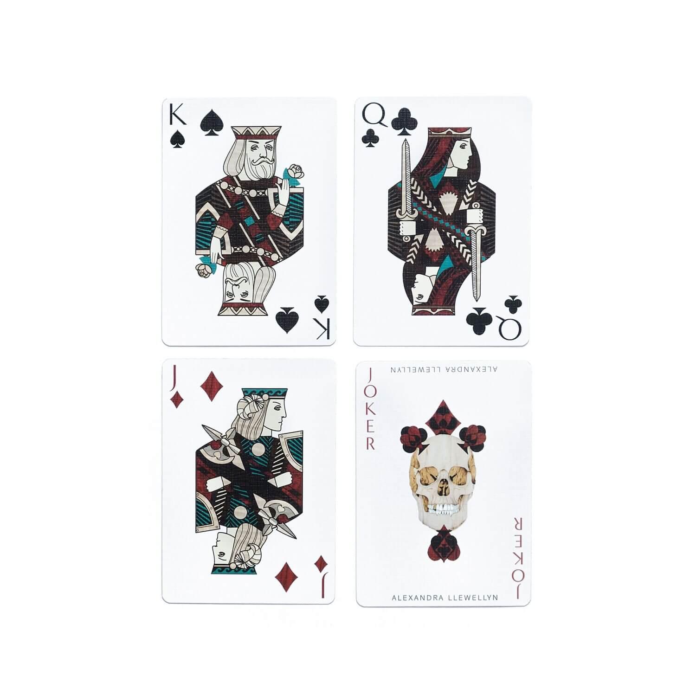 Alexandra Llewellyn Games Cards Signature 4