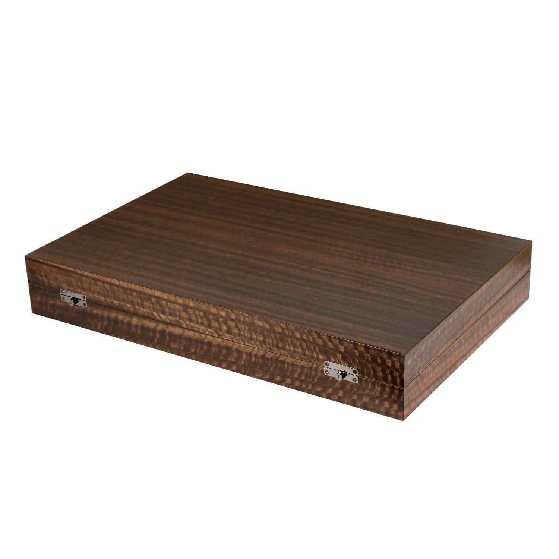 Alexandra Llewellyn Butterfly Backgammon Set Box