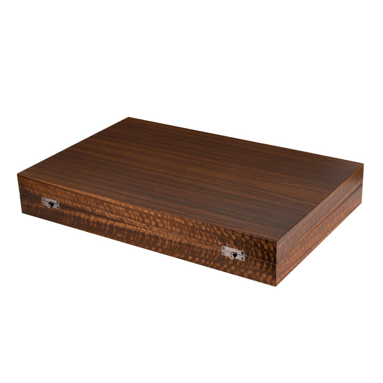 Alexandra Llewellyn Cigar Backgammon Set