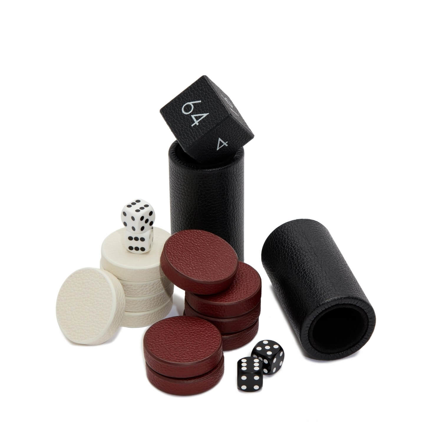 Alexandra Llewellyn Leather Playing Pieces
