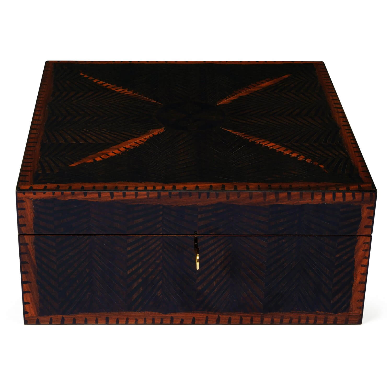 Alexandra Llewellyn Pheasant Poker Box