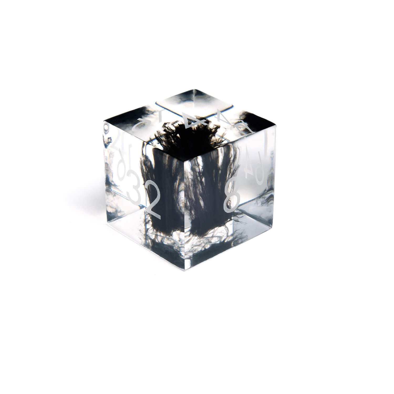 Alexandra Llewellyn Resin Doubling Cubes
