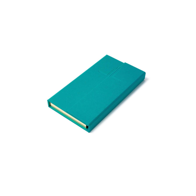 Alexandra llewellyn Turquoise Notepad