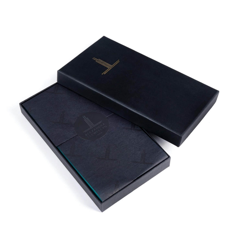 Alexandra llewellyn Black Notepad