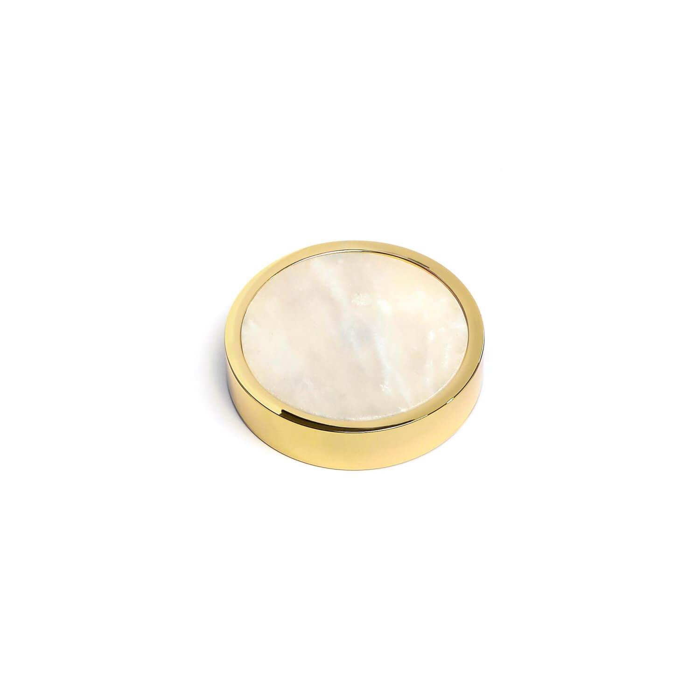 White Afghan Marble Stone