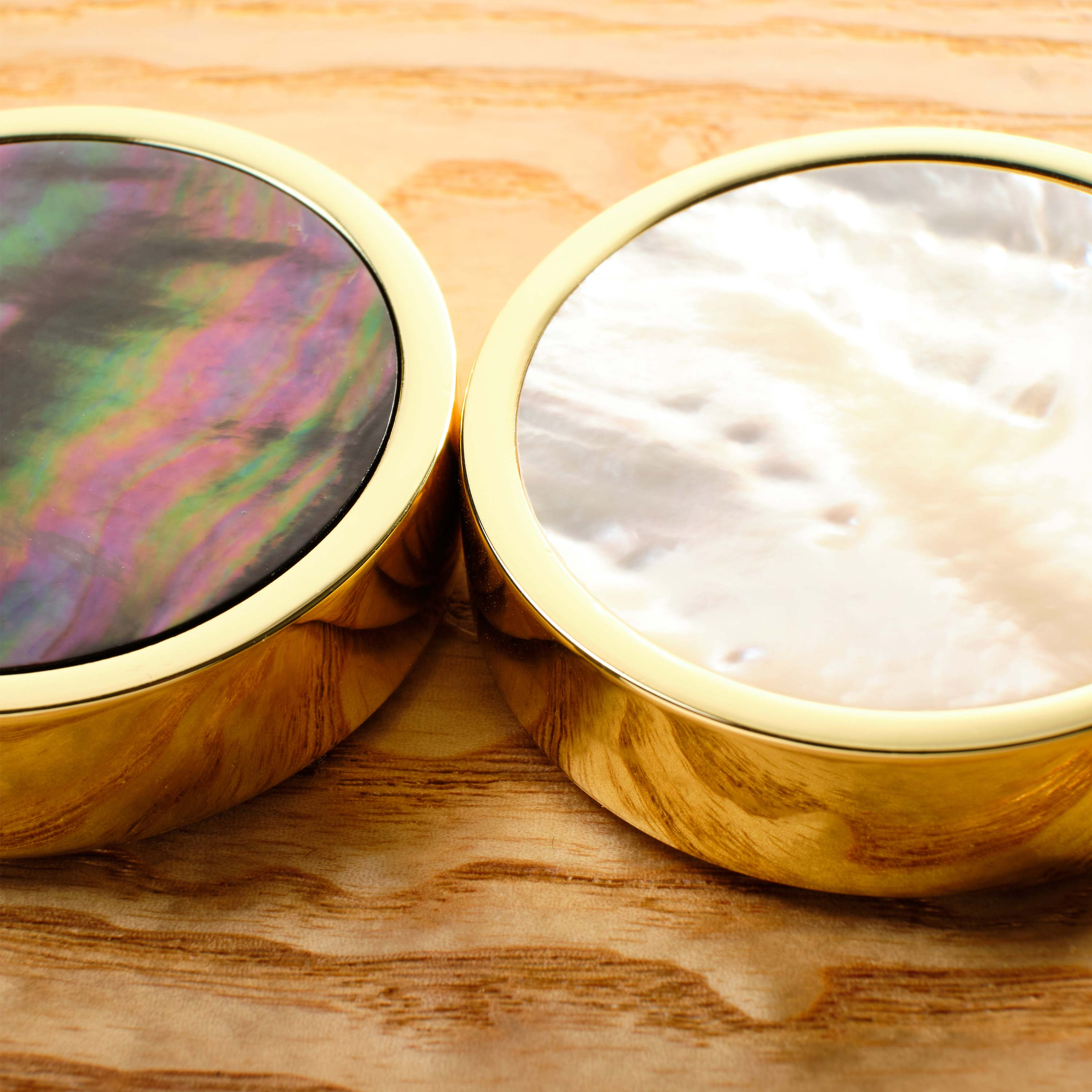 Mother of Pearl playing pieces