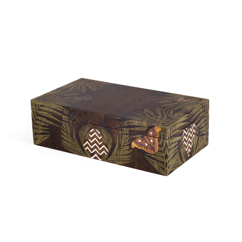 Alexandra Llewellyn Jungle Playing Cards Box