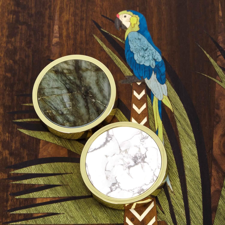Alexandra Llewellyn Jungle Backgammon Detail 16