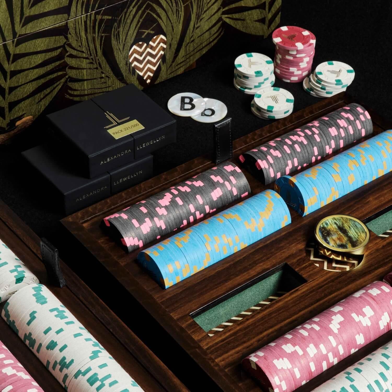 Alexandra Llewellyn Jungle Poker Box Detail 02