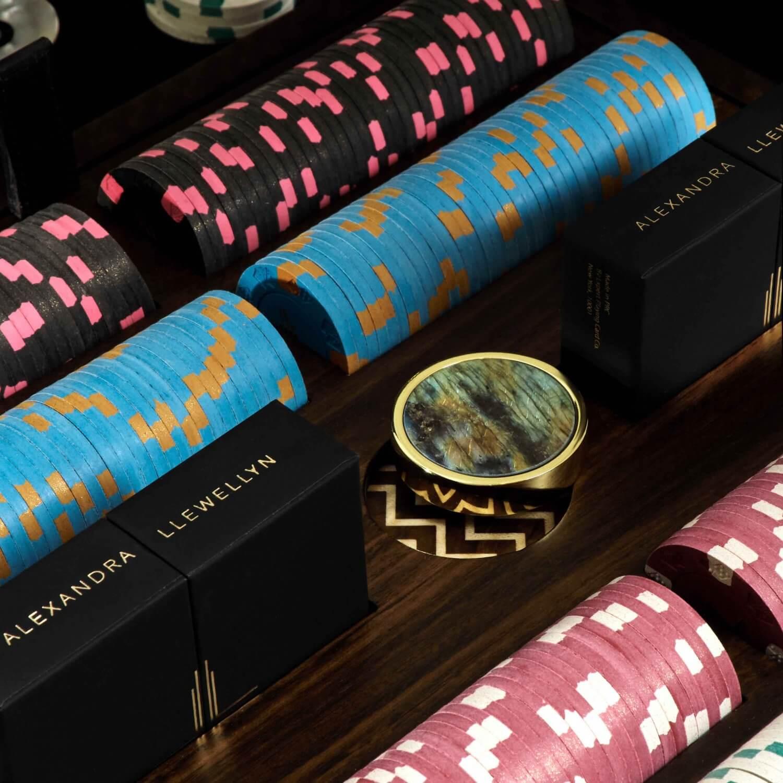 Alexandra Llewellyn Jungle Poker Box Detail 03